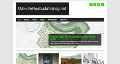 Preview of oakvillerealestateblog.net